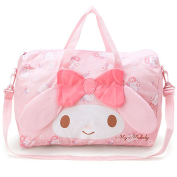 Buy Sanrio Original My Melody Face Foldable Travel Holdall Bag at ARTBOX