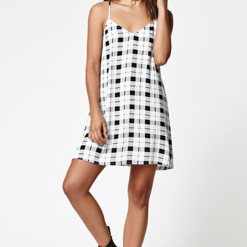 Kendall and Kylie Crepe Slip Dress at PacSun.com