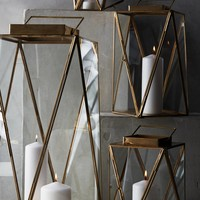 Nantucket Brass Lantern