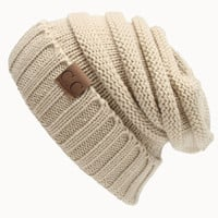 Soft Comfortable Winter Warm Knitting Beanie