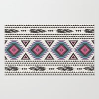 Tribal Spirit Area & Throw Rug by Bohemian Gypsy Jane | Society6