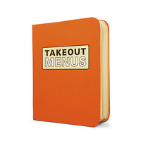 TAKEOUT MENUS ORGANIZER | Restaurant Menu Holder | UncommonGoods