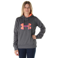 Under Armour Womens Storm Fleece Semi-Fitted Hoodie