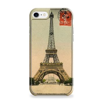 Paris Eiffel Tower Postcard iPhone 6 | iPhone 6S Case