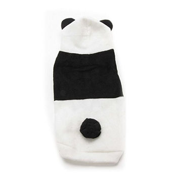 Basket Hill, Panda Bear Costume , Winter Coat for Dogs (S, M, L)