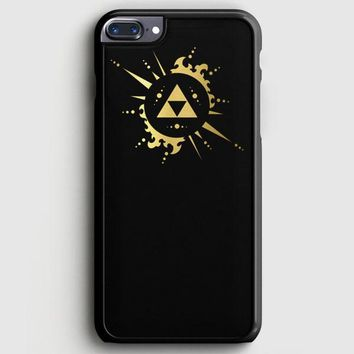 Eagle Triforce Black Legend Of Zelda iPhone 8 Plus Case | casescraft