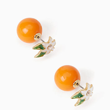 citrus crush reversible earrings