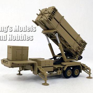 Patriot Missile PAC-3 System M901 Launching Station - TAN -1/72 Scale Model by Panzerkampf