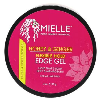 Mielle Organics Honey & Ginger Edge Gel - 4oz