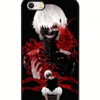 Tokyo ghouls Anime cool Cosplay costume cell phone case Iphone 4/4s case (030)