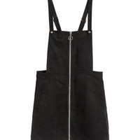 Bib Overall Dress - from H&M