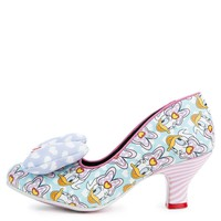 Irregular Choice Mickey Mouse & Friends Collection Women's So Pretty Mid Heel