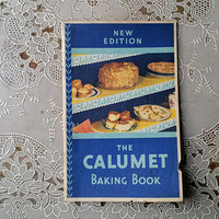 Calumet Baking Book New Edition 1931