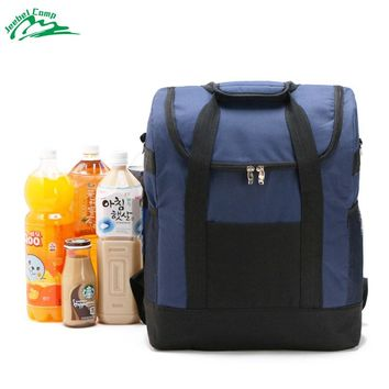 Jeebel 25L Large Picnic Backpack Thermo Lunch Bags Cooler Refrigerator for Women Kids Thermal Bag Lunch box Food