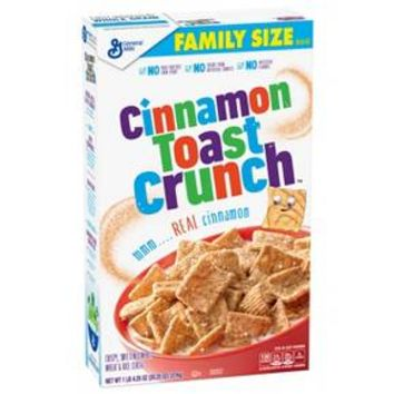 Cinnamon Toast Crunch Cereal - 20.25oz - General Mills
