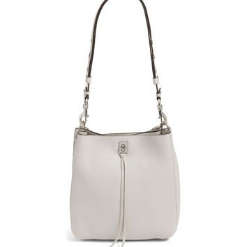 Rebecca Minkoff Darren Deerskin Leather Shoulder Bag | Nordstrom