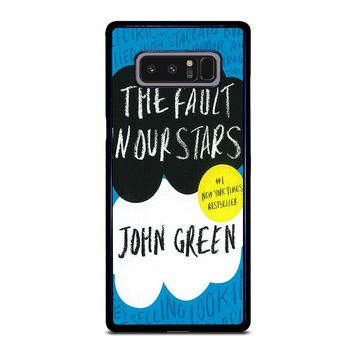 THE FAULT IN THE STAR Samsung Galaxy Note 8 Case Cover