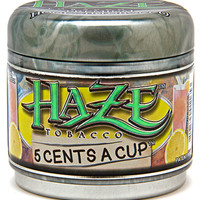 Five Cents a Cup Haze Shisha Tobacco