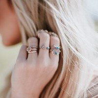 Lead The Way Ring Set