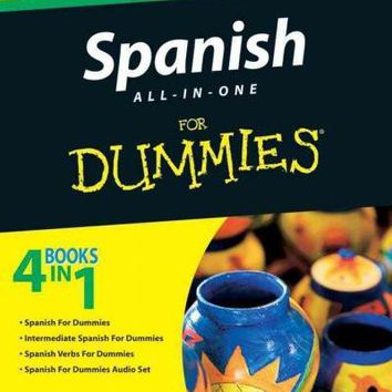 Spanish All-in-One for Dummies (For Dummies): Spanish All-in-One for Dummies (For Dummies (Language & Literature))