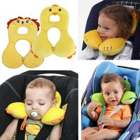 Baby Shaping Infant Car Neck Pillow