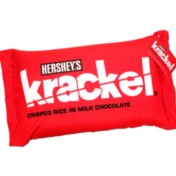 Krackel Bar Squishy Candy Pillow