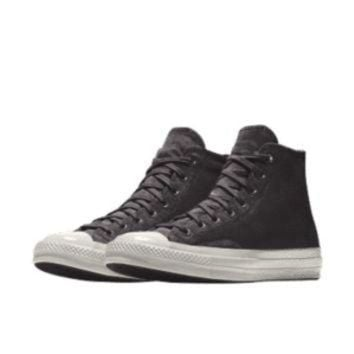 LMFUG7 The Converse Custom Chuck Taylor All Star '70 Suede High Top Shoe.