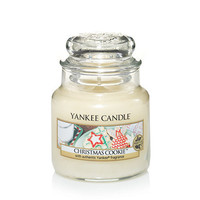 Christmas Cookie Small Jar Candles by Yankee Candles
