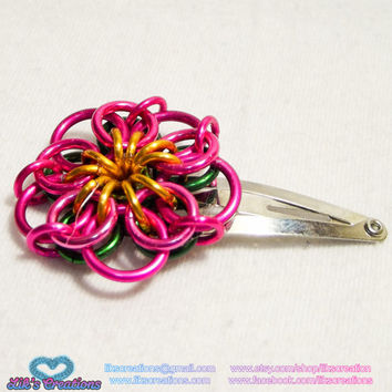 ON SALE~ 50% off Flower Hair Clips (1)