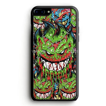 Spitfire Monster Skateboard Wheels iPhone 7 Plus Case | aneend