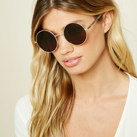 Geo-Etched Sunglasses