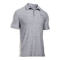 Playoff Polo in True Gray Heather by Under Armour