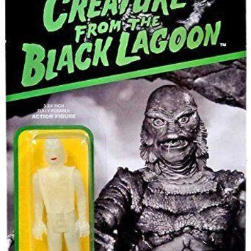 Creature from the Black Lagoon ReAction Retro Chase Glow Action Figure