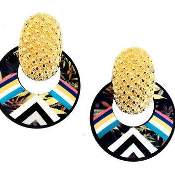Stay Lifted Earrings