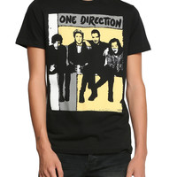 One Direction Group Roller T-Shirt