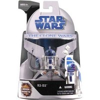 Star Wars Clone Wars R2-D2 Action Figure