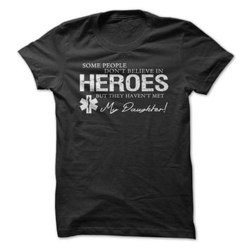 Hero Daughter EMT