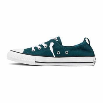 converse chuck taylor all star shoreline slip on womens sneakers jcpenney