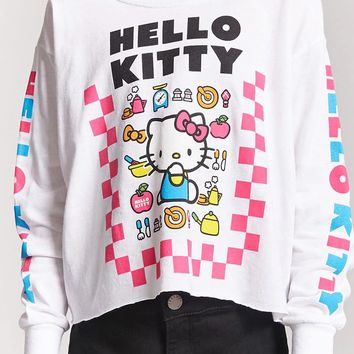 Girls Hello Kitty Graphic Tee (Kids)