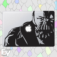 Bane Dark Knight- Vinyl Decal sticker for MacBook or Ipad