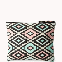 Southwestern Cosmetic Pouch | FOREVER 21 - 1059543904