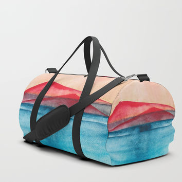 A 0 33 Duffle Bag by Marco Gonzalez