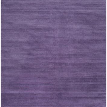 Himalaya Contemporary Indoorarea Rug Purple