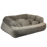 Snoozer® Overstuffed Sofa Pet Bed