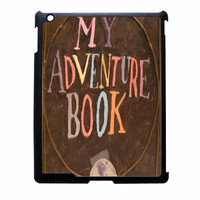 My Adventure Book Up Movie Carl And Ellie iPad 4 Case