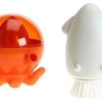 Octopus Juicer and Squid Scrub Brush: Love Them or Hate Them