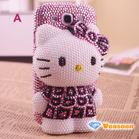 samsung galaxy s3 case,samsung galaxy case,cute samsung case,hello kitty samsung case,pearl samsung case