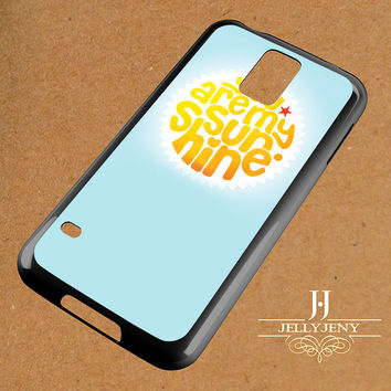 You Are My Sunshine Boo Boy Samsung Galaxy S3 S4 S5 S6 S6 Edge Case | Galaxy Note 3 4 Case
