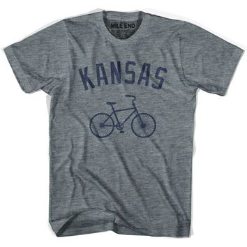 Kansas Vintage Bike T-shirt