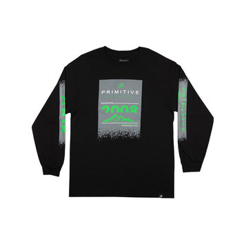 ALL CITY LONG SLEEVE - BLACK